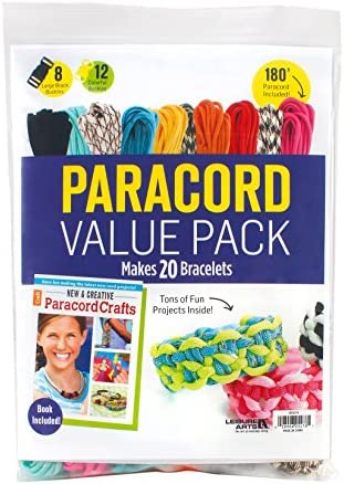 Paracord Value Pack Crafting Hanks product image