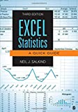Excel Statistics 3rd Edition
