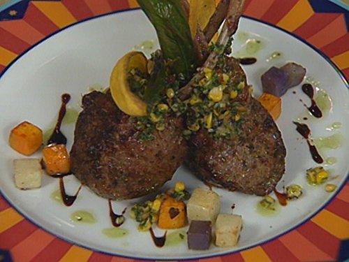 Chefs: Janice Barber, Jeremie Cruz, and Andrew Comey