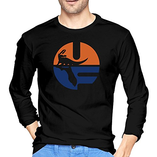 100% Cotton Men's Florida Gator T-shirt Long - Sleeved