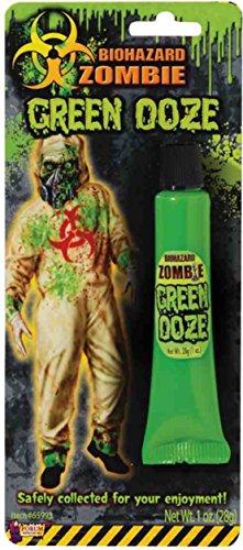 Biohazard Zombie Green