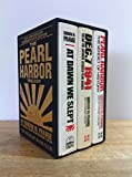 download ebook pearl harbor trilogy: at dawn we slept; dec. 7 1941; pearl harbor: the verdict of history pdf epub
