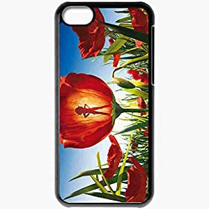 Personalized iPhone 5C Cell phone Case/Cover Skin Arthur and the invisibles movies Black