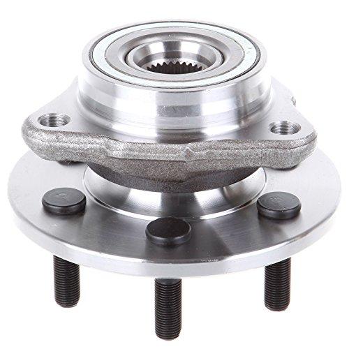 99 dodge durango wheel bearing - 1