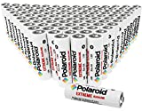 Polaroid Extreme AA Alkaline Batteries Wholesale Bulk Bundle Pack (100-Pack) Non Rechargeable