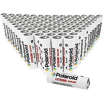 Amazon.com: AmazonBasics AA 1.5 Volt Performance Alkaline