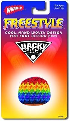 Wham-O Freestyle - Pelota de tela para hacky: Amazon.es: Deportes ...