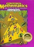 img - for MATHEMATICS The Path To Math Succrss! TEACHER GUIDE GRADE 5 VOLUME 2, MILLENNIUM EDITION 2001 SILVER book / textbook / text book