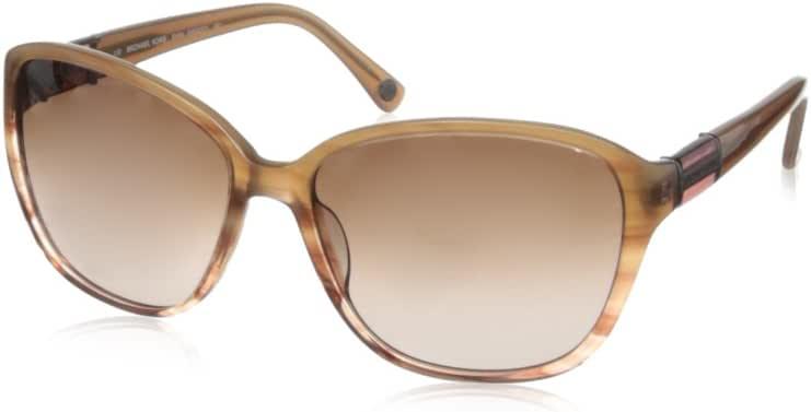 Amazon.com: Michael Kors Baillie Sunglasses MKS237 691