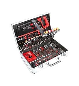 SAM Outillage CP-146Z - Maletín de herramientas (145 piezas, multitrabajo)