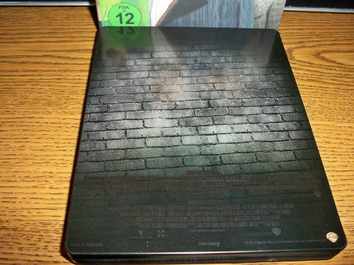 Sherlock Holmes 2 Film Collection (Sherlock Holmes / Sherlock Holmes: A Game of Shadows) Blu-ray SteelBook (Region Free)