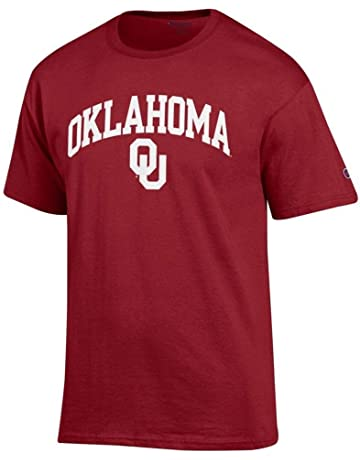 Elite Fan Shop NCAA Men s Team Color Short Sleeve T-Shirt 01c842ce5