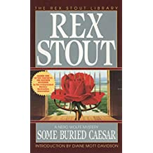 Some Buried Caesar (A Nero Wolfe Mystery Book 6)