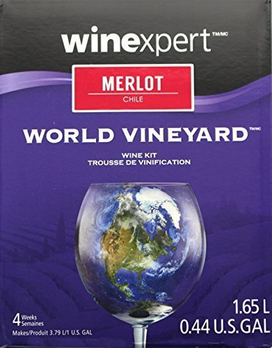 Chilean Merlot One Gallon Wine Ingredient Kit