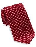 Robert Talbott Best of Class Micro Floral Silk Tie Berry