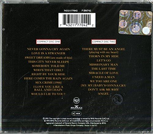 Eurythmics Live 1983- 1989