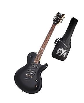 sgr by Schecter solo-6-sbk - Guitarra eléctrica + Bolsa Regalo.: Amazon.es: Instrumentos musicales