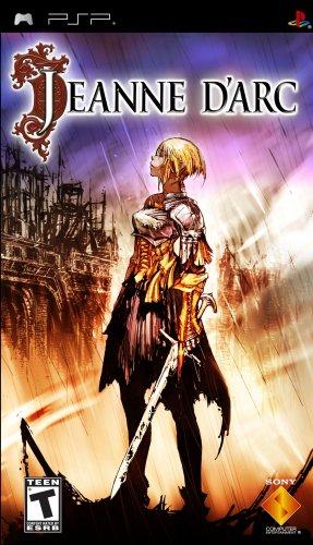 Jeanne D'Arc - Sony PSP