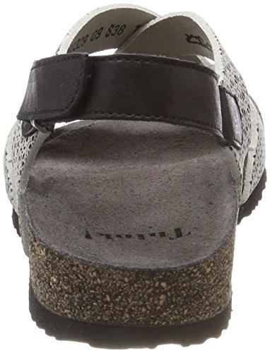 donna con posteriore 282329 Pensate sz Sandali multicolore kombi 09 da cinturino Bluza CgqZwwn8Ax