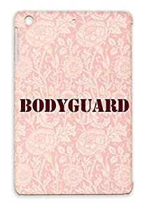 Music Police Officer Amazing Cool Funny Quote Careers Professions Lol Best Awesome Swag New Pink Bodyguard Cover Case For Ipad Mini TPU
