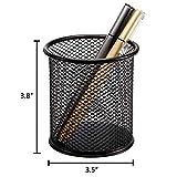 [4 Pack] Pen Holder - Pencil Holder for Desk