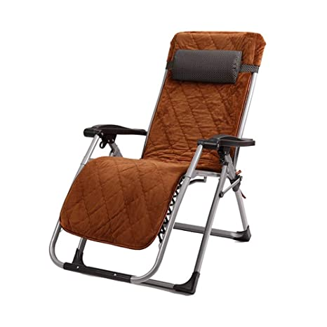 Sensational Amazon Com Zyx Kfxl Lounge Chair Folding Chair With Thick Gmtry Best Dining Table And Chair Ideas Images Gmtryco