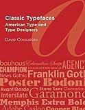 Classic Typefaces, David Consuegra, 1581158947