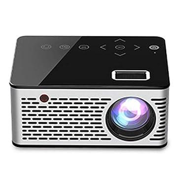 Amazon.com: QUARKJK Pocket Mini LED LCD Projector Touch ...