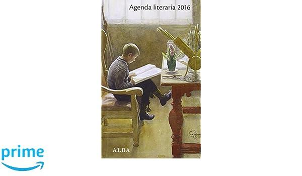 2016. Agenda Literaria: Amazon.es: Marta Salís Canosa: Libros