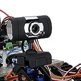 GOOLSKY THRobotEx Wifi RC Car with1.3MP HD Camera Smart DIY Crawler Robot Tank Support PC Mobile Phone Control Monitoring