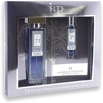 IAP Pharma Parfums N° 61 Pack eau de parfum pour homme 150 +