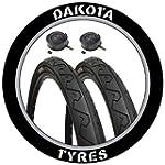 """MTB Slick Tyres Dakota Wave 26"""" x 1.9..."""