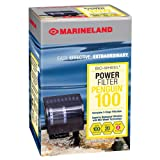 Marineland Penguin Power Filter, Up to 20-Gallon, 100 GPH