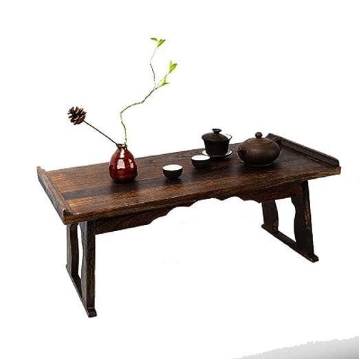 CSQ Inicio escritorio de la computadora, plegable pequeña mesa de ...
