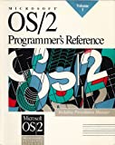 OS/2 Programmer's Technical Reference Series, Microsoft Official Academic Course Staff, 1556152205