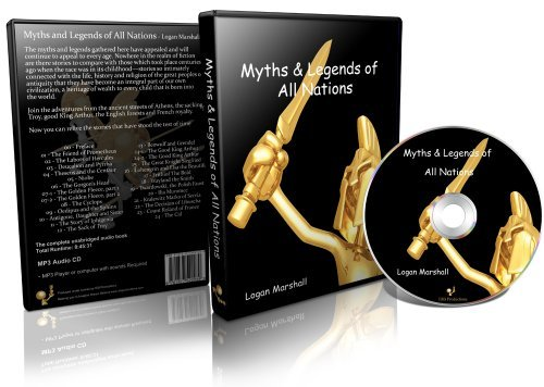 Myths and Legends of All Nations [MP3 Audio CD] by IDB Productions
