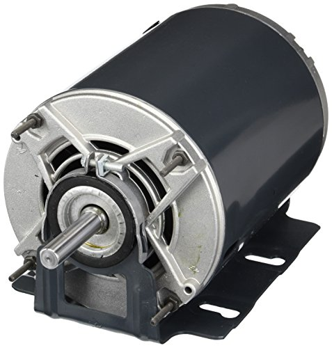 Single Phase Belt Drive Blower (Marathon B307 Belt Drive Blower Motor, Single/Split Phase, C-Dimension - 10.32, 1.25, 1/2 hp, 1725 rpm, 115V, 7.5 amp)