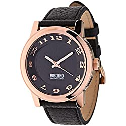 Moschino Mens Analog Casual Quartz Watch (Imported) MW0264