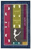 Mohawk Home 12384 416 060096 EC Aurora Gymnastics