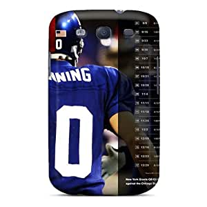 Samsung Galaxy S3 PjT9067Eovp Provide Private Custom Nice New York Giants Pictures Durable Hard Cell-phone Cases -JonathanMaedel