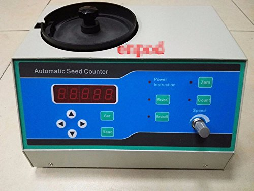 110v Automatic Seed Counter Machine for Various Shapes Seeds S/M SLY-A