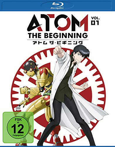 Atom the Beginning Vol. 1 BD