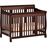Storkcraft Tuscany 4-in-1 Convertible Crib /color: Cherry For Sale