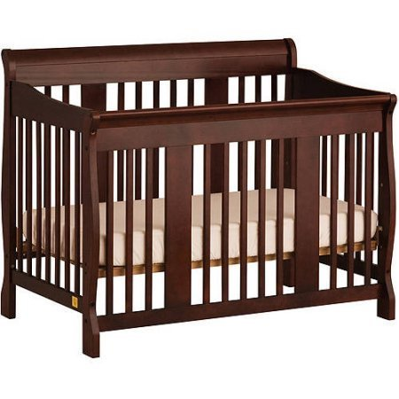 Storkcraft Tuscany 4-in-1 Convertible Crib /color: Cherry