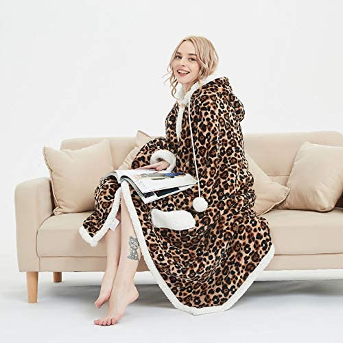 MARQUESS Leisure Wearable Blanket Pockets product image