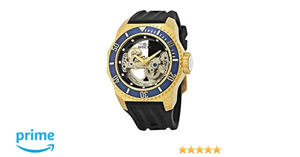 Amazon.com: Invicta Mens 25626 Russian Diver Automatic 3 Hand Blue Dial Watch: Watches