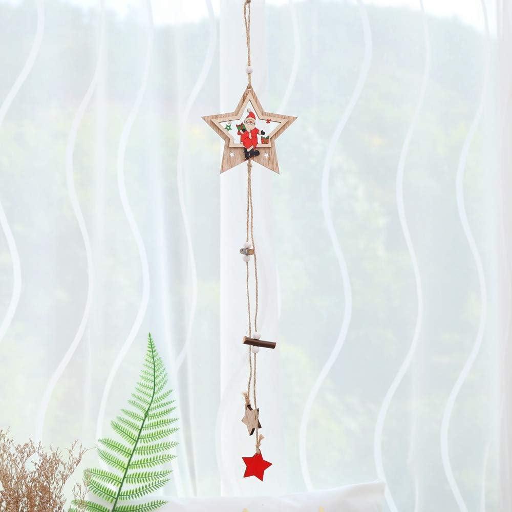 Decoración para el hogar, decoración de Navidad de Pandaie ...