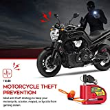 Tchipie 110db Motorcycle Alarm Disc Brake