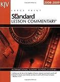 KJV Standard Lesson Commentary, , 0784722005