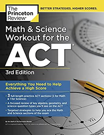 The Best ACT/SAT Test Prep Courses. The SAT and ACT really only measure how well you can do on the test. Sure, you need to brush up on your subject matter knowledge, but you also need to acclimate yourself to the test itself. Luckily, science has shown that taking practice tests is the best way to do both.